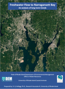 Freshwater Flow to Narragansett Bay An analysis of long-term trends
